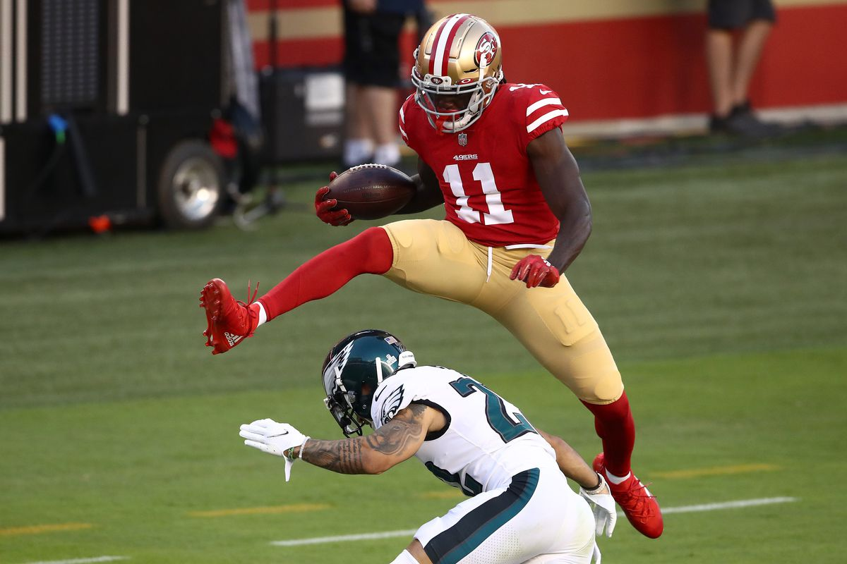 Golden Nuggets: Should the 49ers feature Brandon Aiyuk more? - Niners Nation