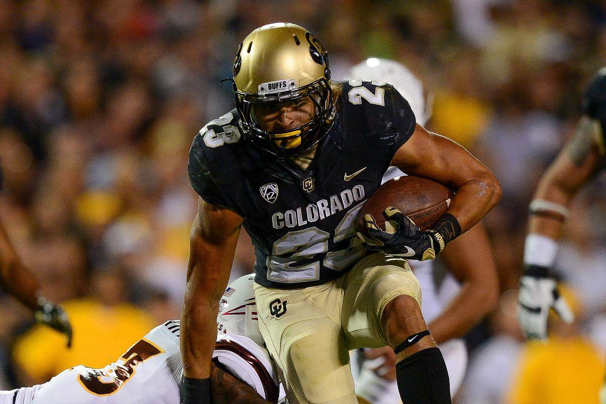 Arizona State v Colorado