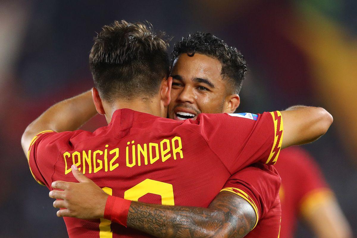 Roma v Genoa - Serie A