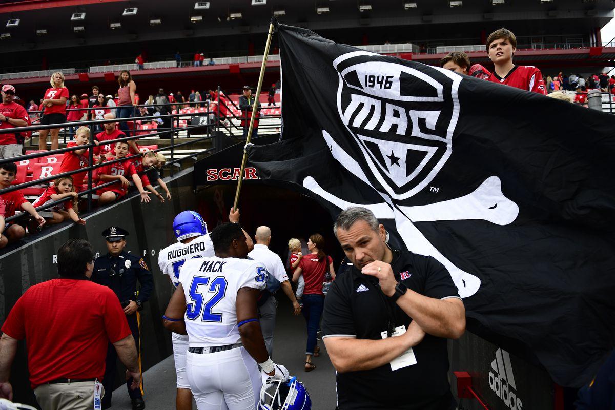 Buffalo v Rutgers
