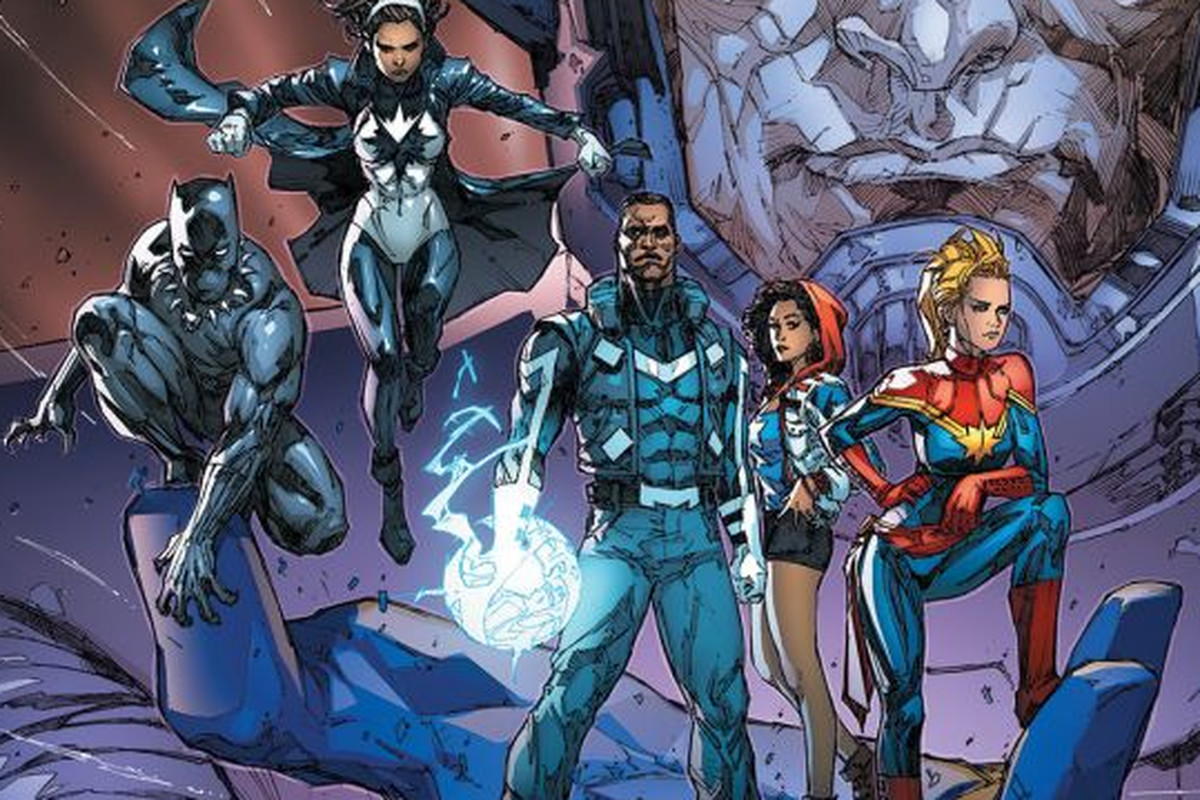 Marvels Most Exciting New Comic Book Is The Ultimates