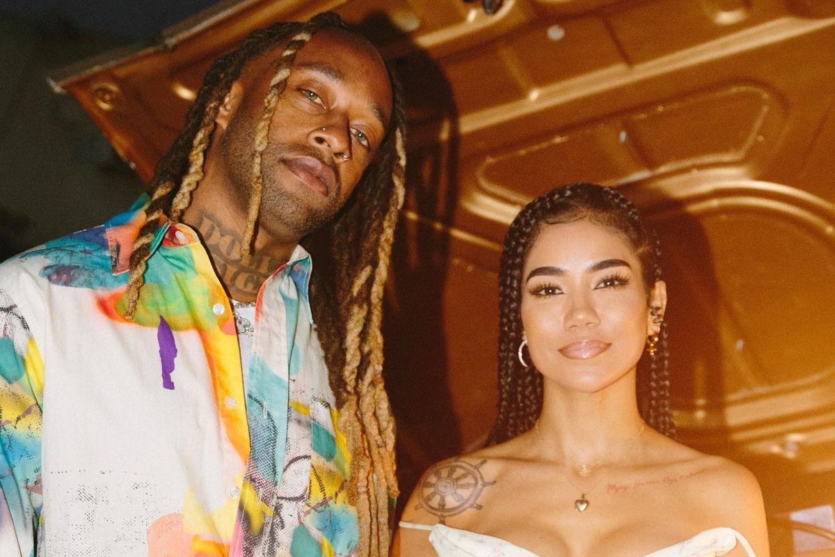 Ty Dolla $ign and Jhené Aiko