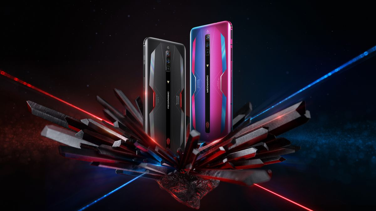 Tencent-branded RedMagic gaming phone launched with 165Hz screen