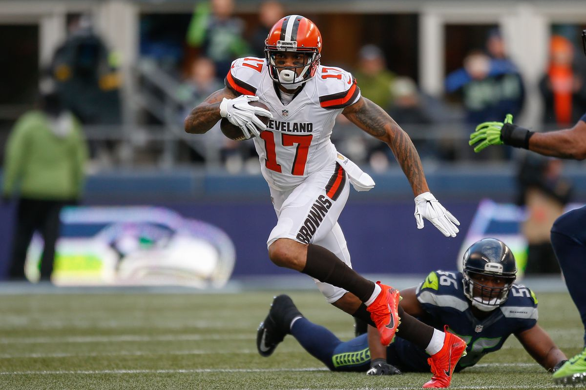 Terrelle Pryor Nfl Wide Receiver
