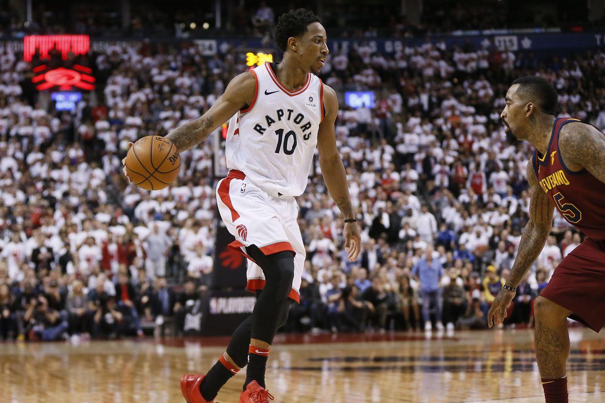 40c83f5f14afa NBA Playoffs 2018  Toronto Raptors vs. Cleveland Cavaliers Game 2 ...