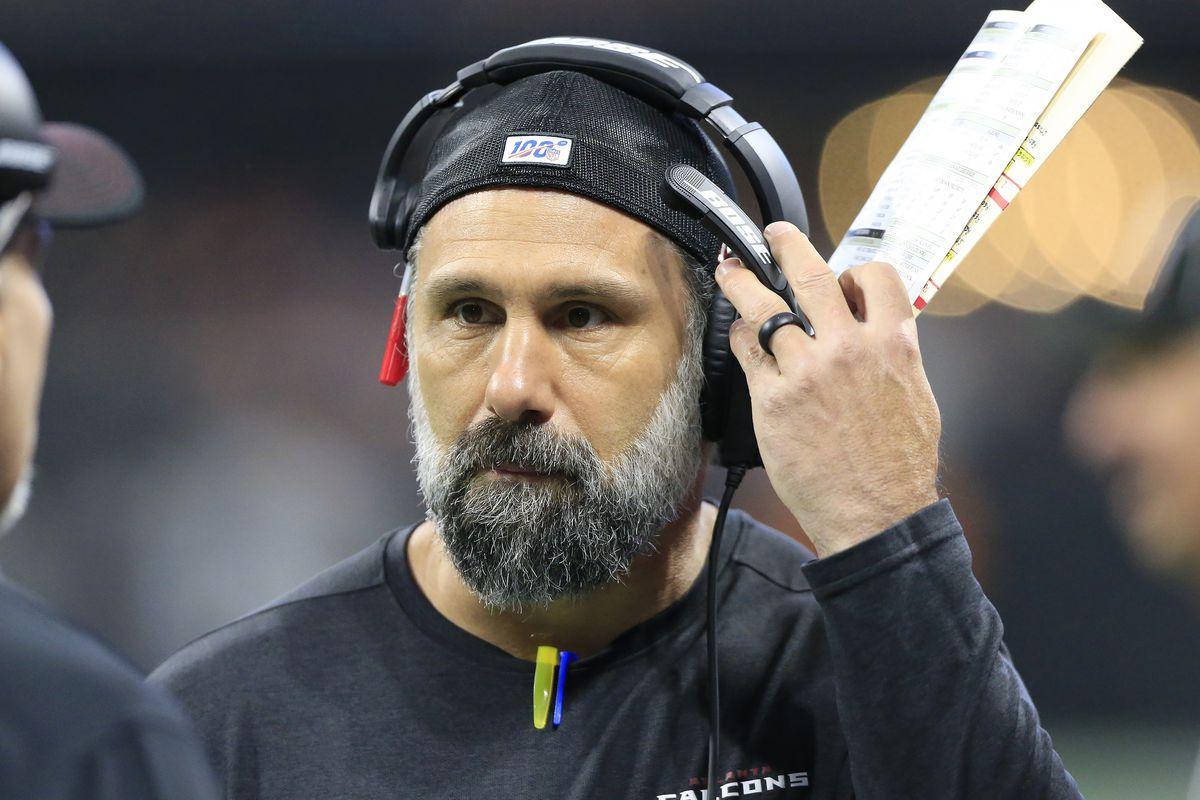 NFL: DEC 08 Panthers at Falcons
