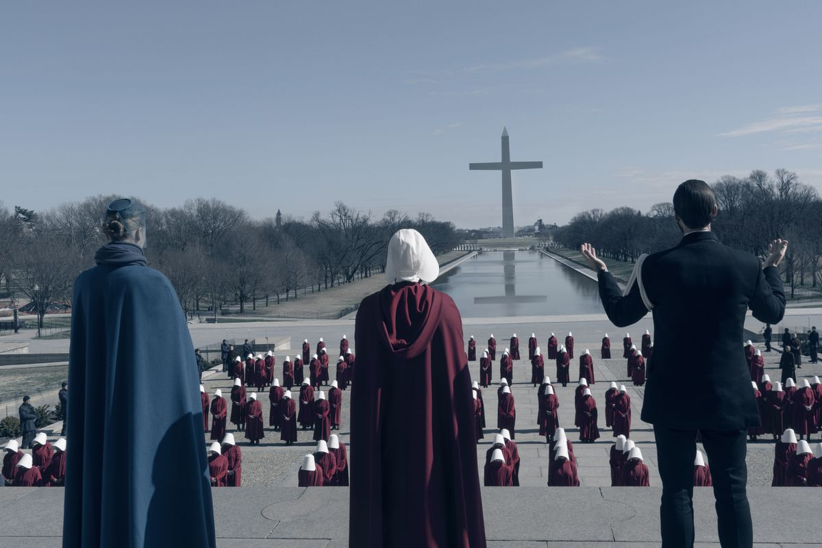 The Handmaid's Tale season 3, episode 6: June goes to