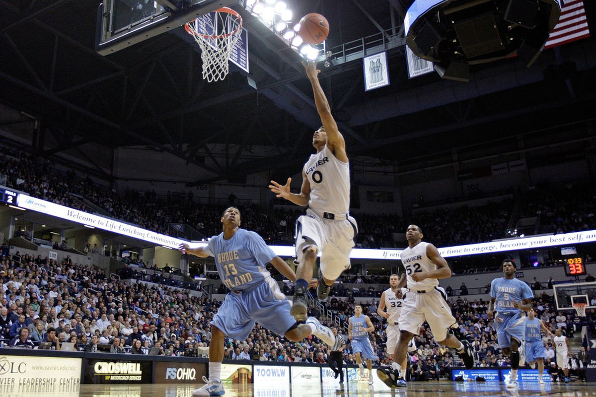Dee Davis is one of the players Jon Rothstein believes will change the course of Xavier's season.