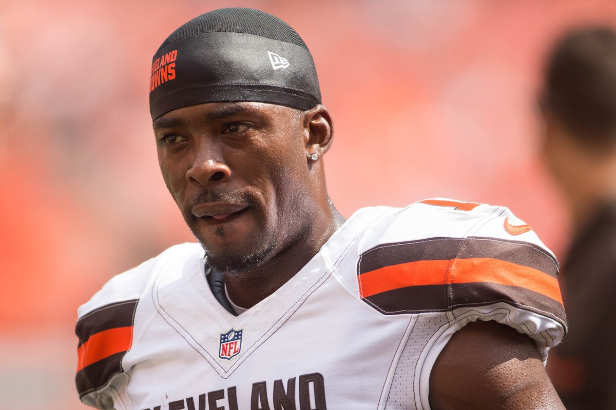 Receiver Andrew Hawkins announces he's joining the Patriots
