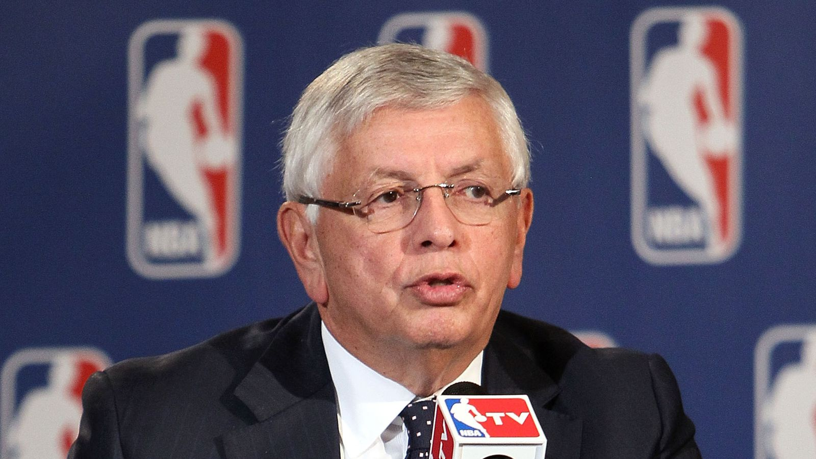 Friedman NBA missioner David Stern Can t For 1984 Draft