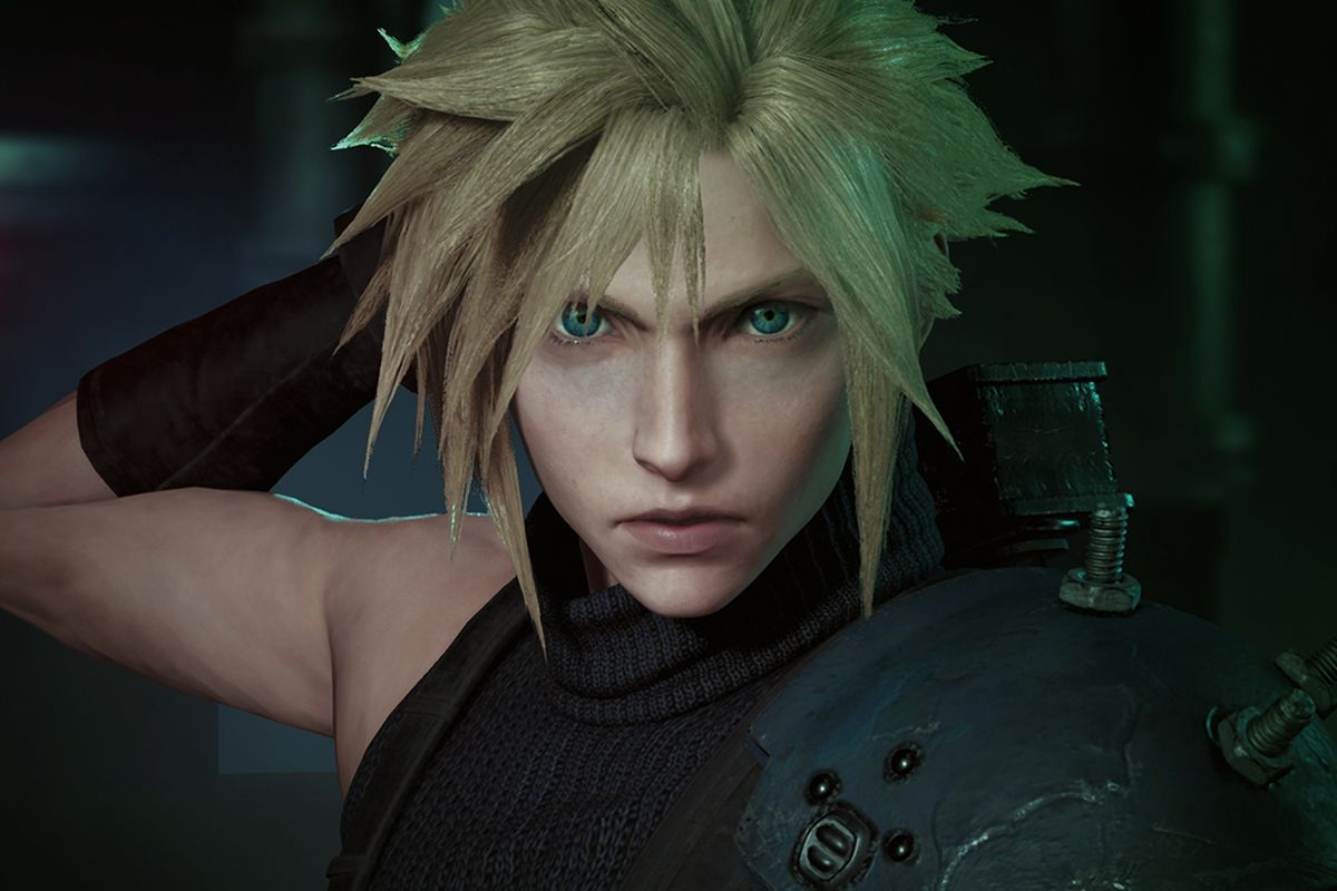 The Final Fantasy VII remake will be a 'multi-part series