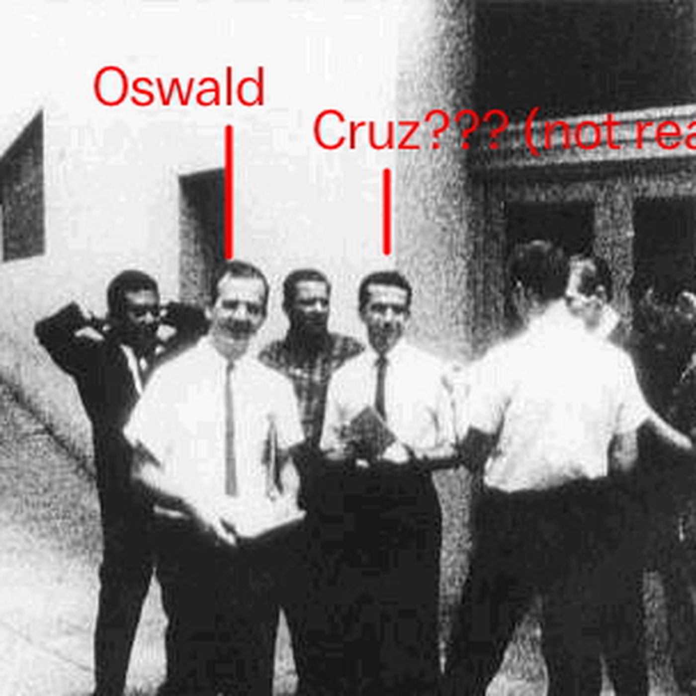 We shouldn't have to explain that Ted Cruz's dad didn't kill