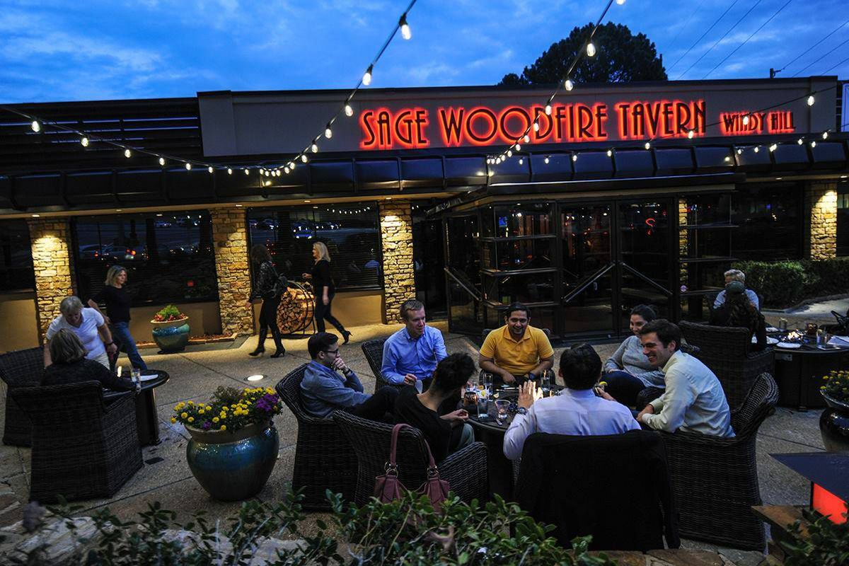 Sage Woodfire Tavern On Windy Hill Road Is Closed Eater Atlanta