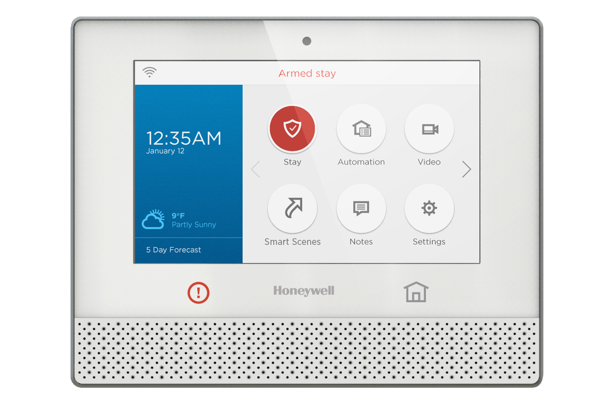 Honeywell's Lyric security system is its next big step into home