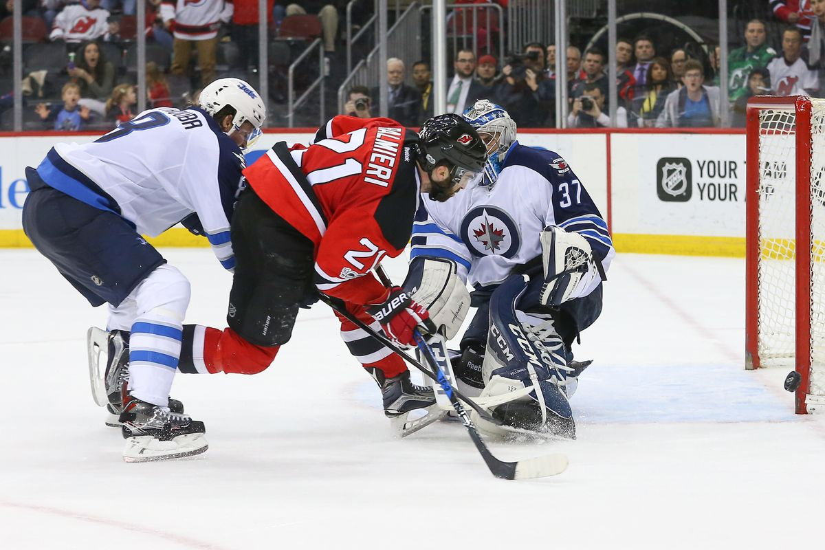 outlet store d398e 0f9cd Game Preview #19: New Jersey Devils at Winnipeg Jets - All ...