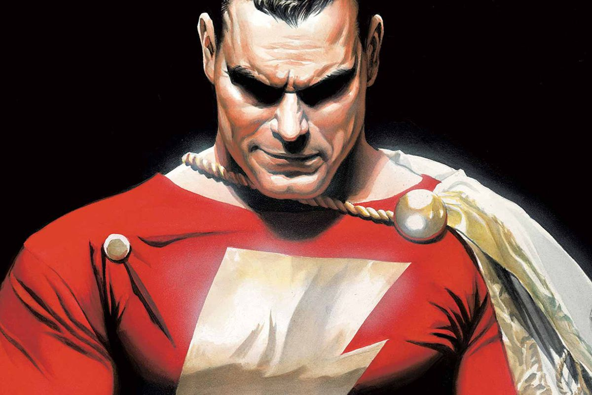 DC Films picks 'Shazam!' as next big screen project
