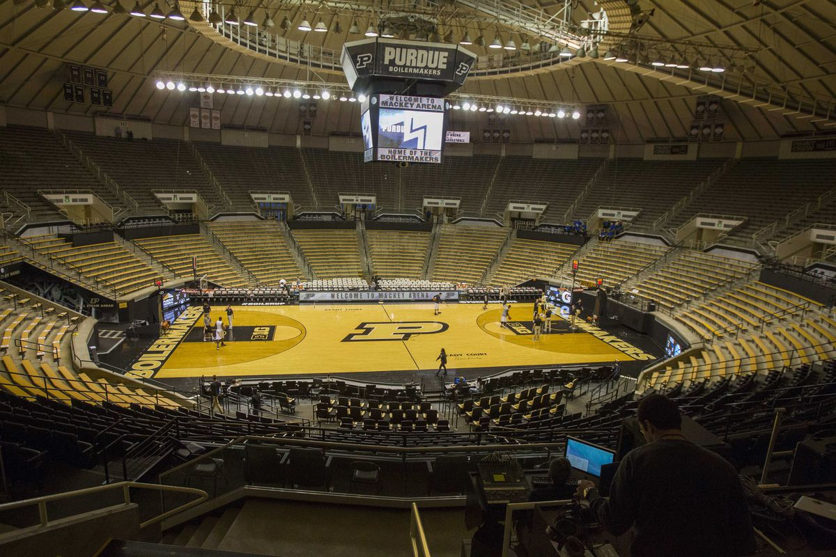 An Iu Fan S Guide To Mackey Arena The Crimson Quarry