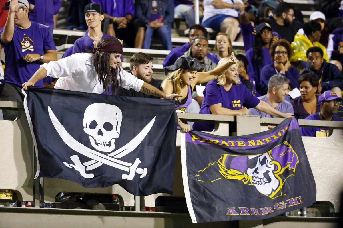 NCAA Football: Western Carolina at East Carolina