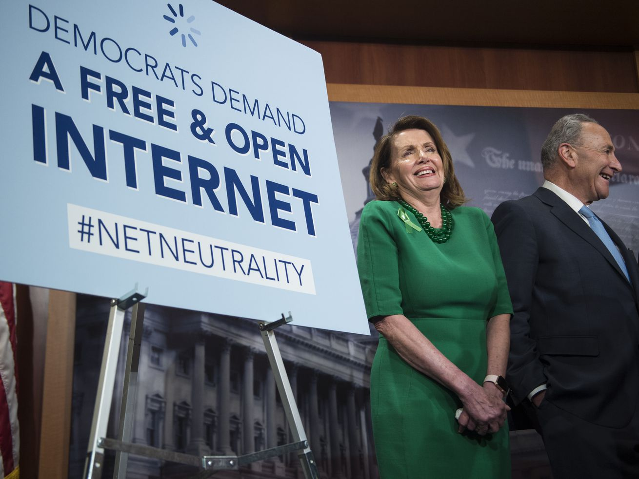 photo image Recode Daily: After a close U.S. Senate vote, net neutrality lives to fight another day