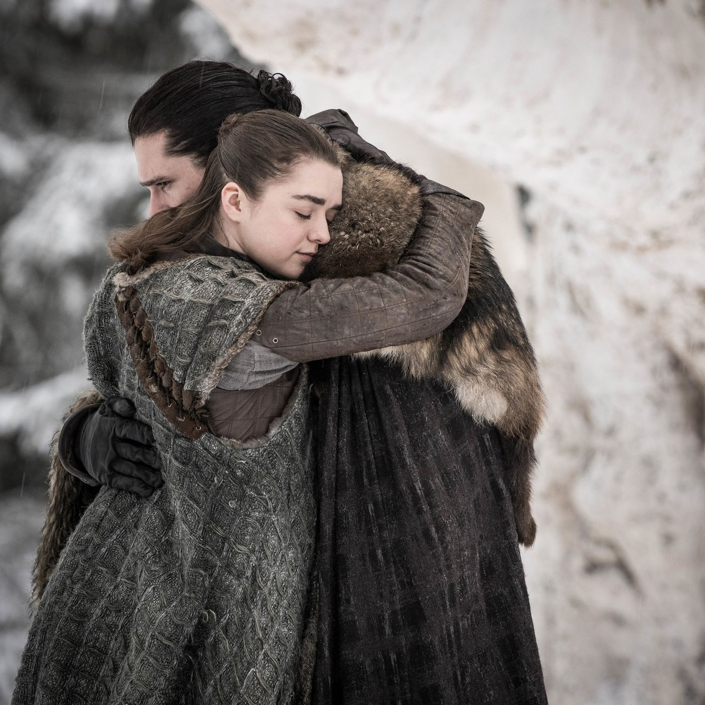 Game Of Thrones Season 8 Premiere Recalls Key Moments From The Season 1 Pilot The Verge