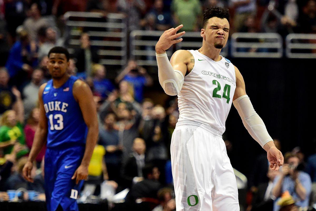 NCAA Basketball Tournament - West Regional - Duke v Oregon