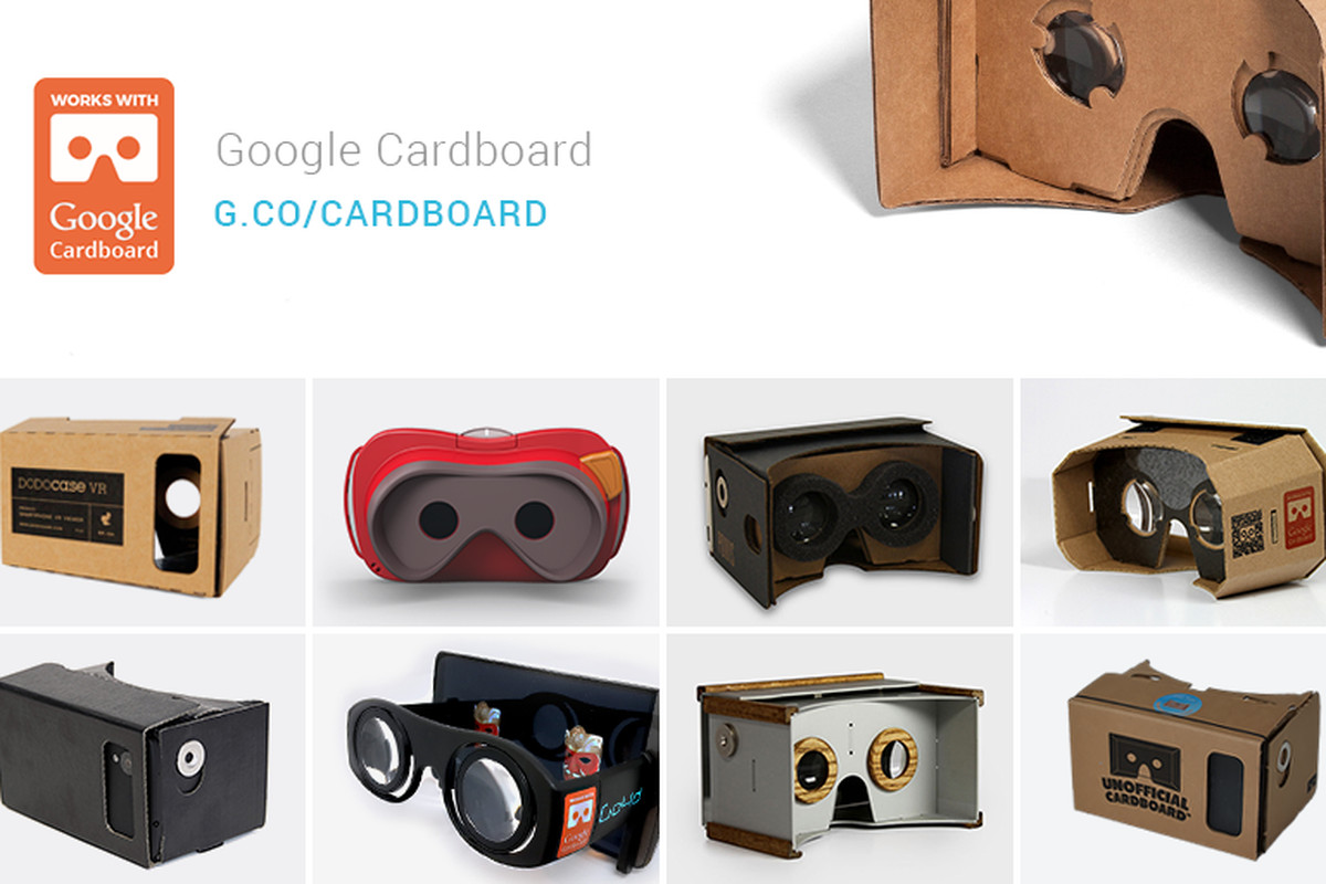 5e63cbccc015 Google s Works with Cardboard program promises  awesome VR  for everyone
