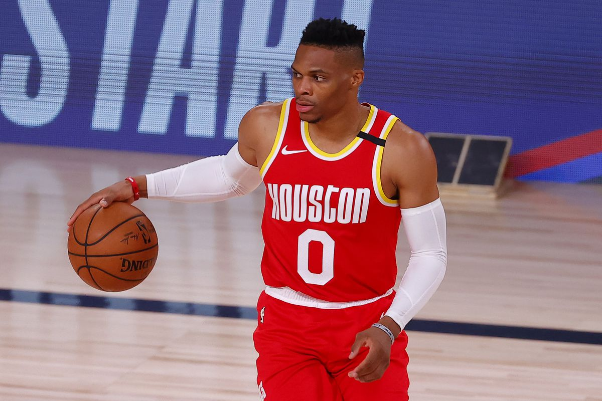 Report: Russell Westbrook likely to sit vs. Lakers - The Dream Shake