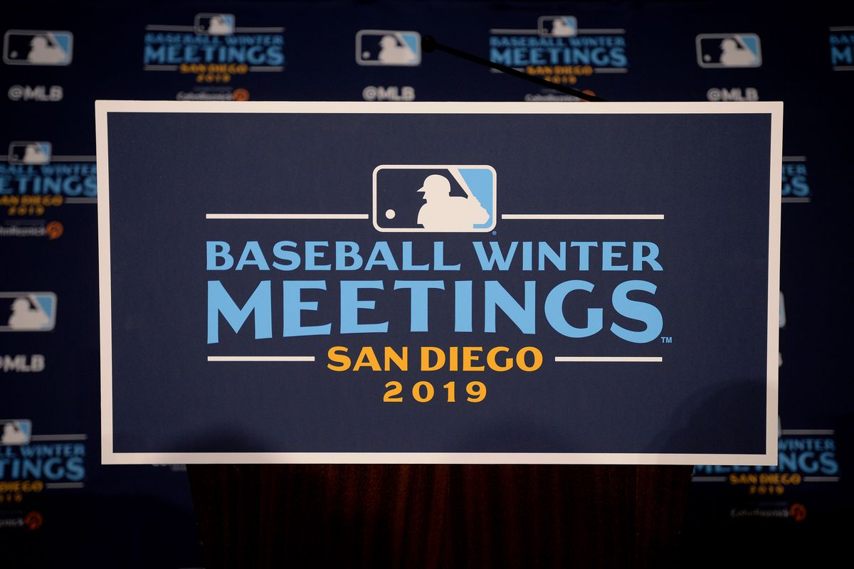 Mlb Winter Meetings 2020 Location.What We Learned Winter Meetings Start With Some Smaller