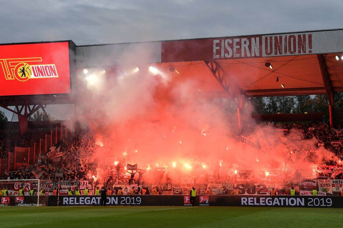 FC Union Berlin v VfB Stuttgart - relegation match
