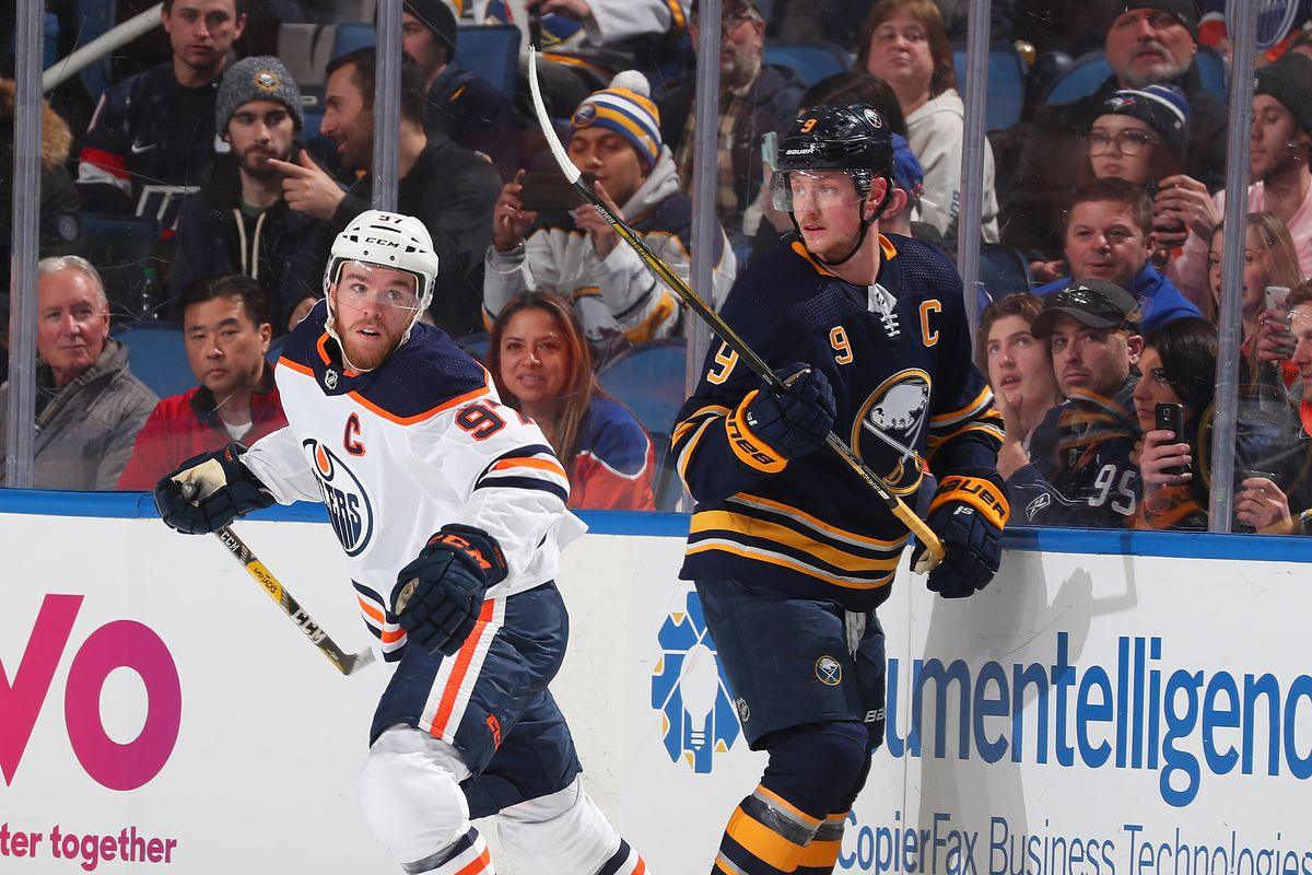 Preview: Buffalo Sabres Look to Close Road Trip in Style