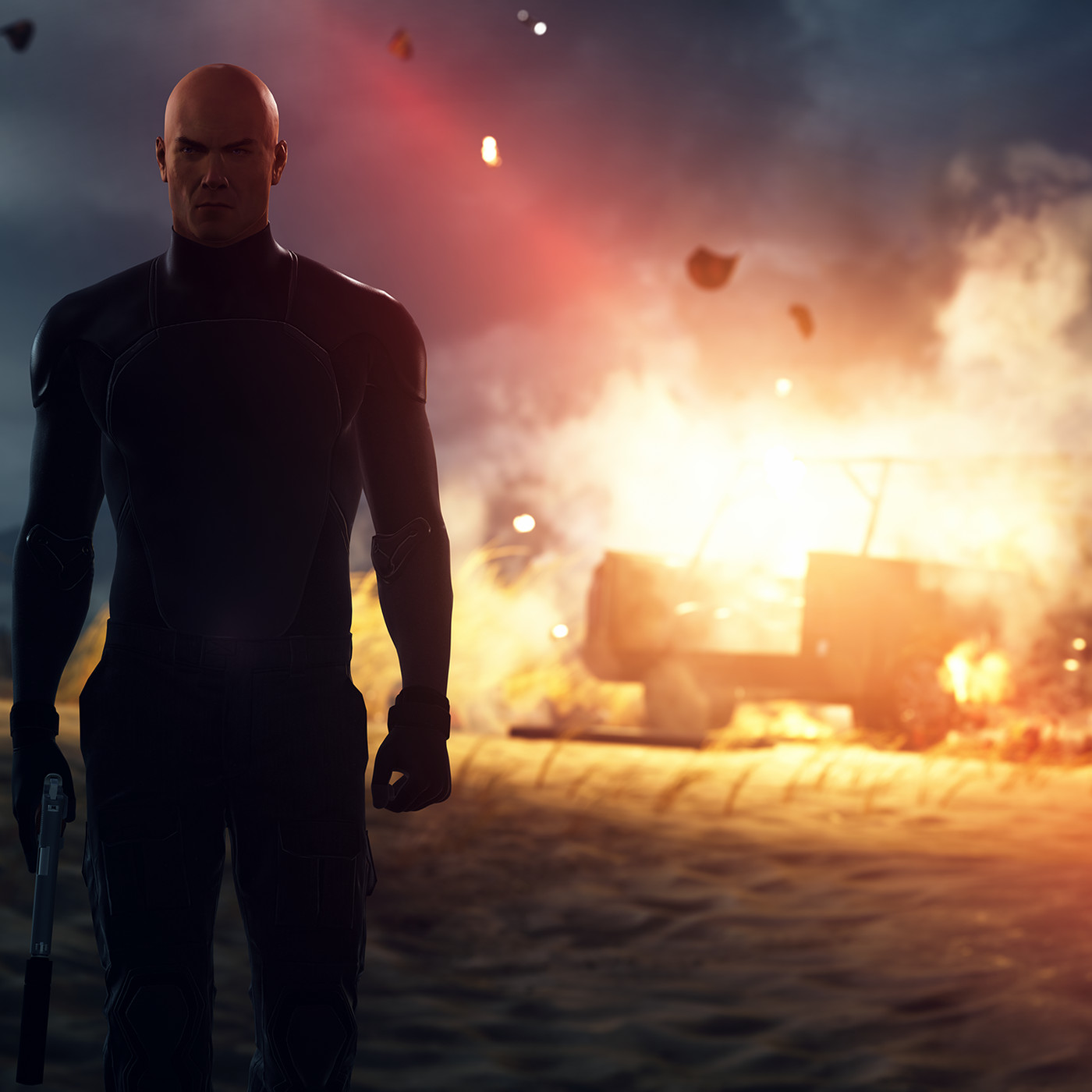 Hitman 2 Review It Gives One Of 2016 S Best Games Gets A Second Shot At Success Polygon