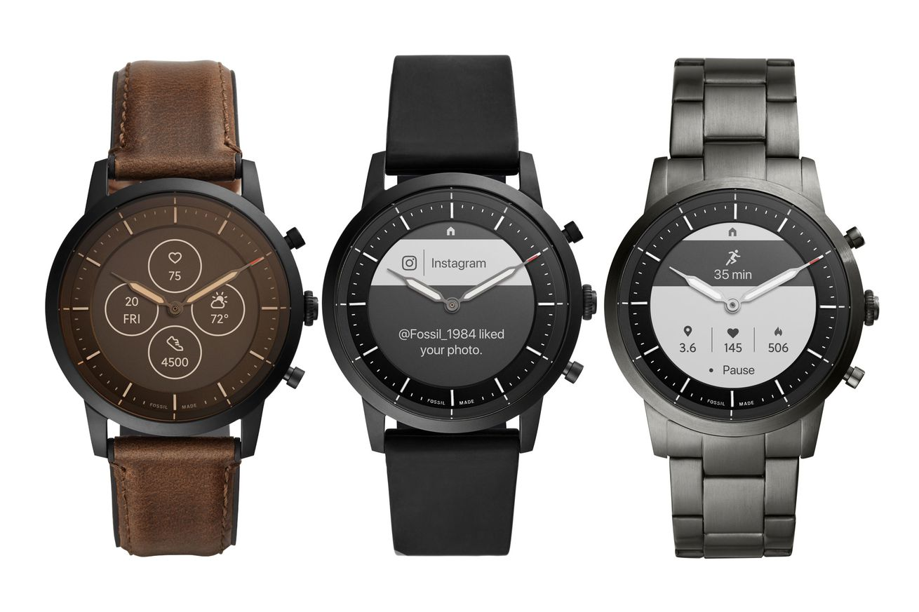 Are these the first smartwatches built around Google's new $40 million tech?