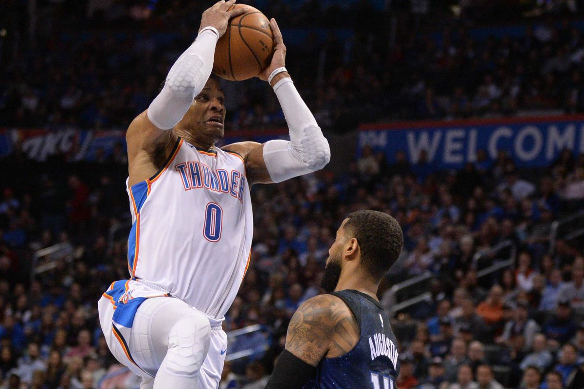 competitive price 0ac49 44102 Thunder vs Magic, preview and gamethread: OKC seeks 6th win ...