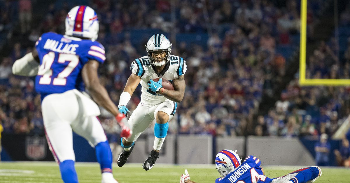 Several Panthers stock rising up fantasy value boards
