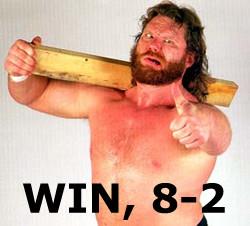 WIN, 8-2