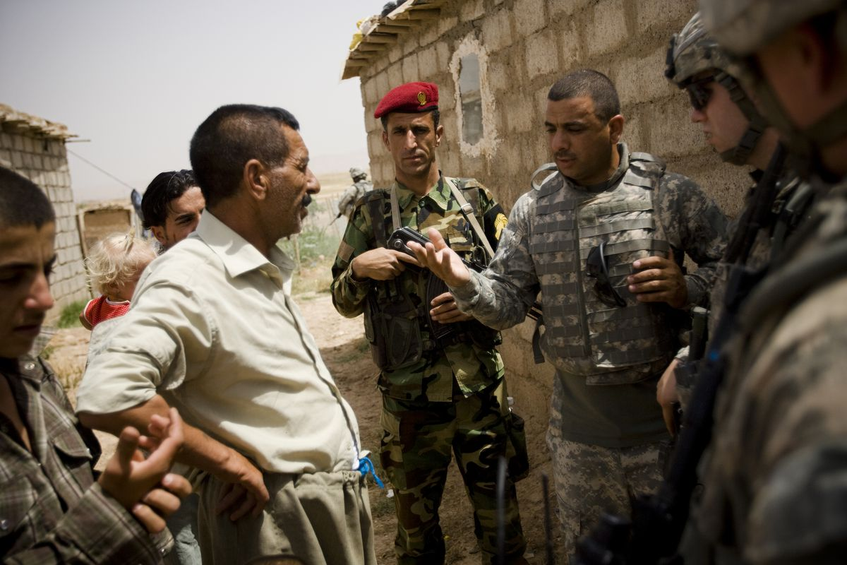 Iraq Security Forces Conduct Operations in Lead-up to US Drawdown