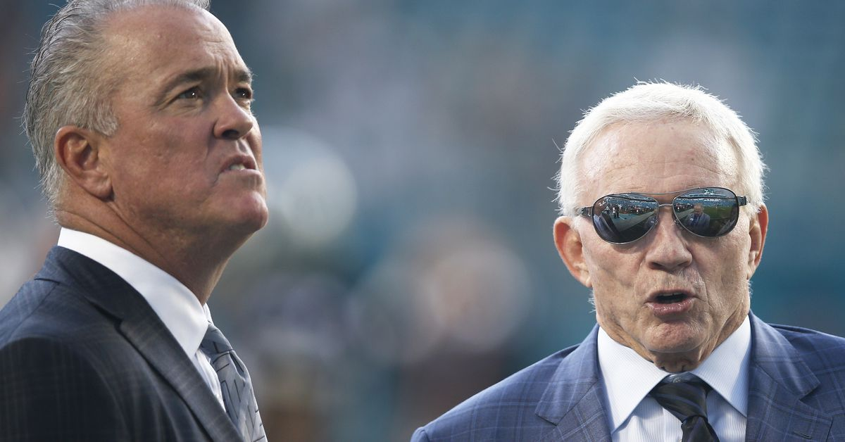 The Cowboys have handed out almost $200M guaranteed in long