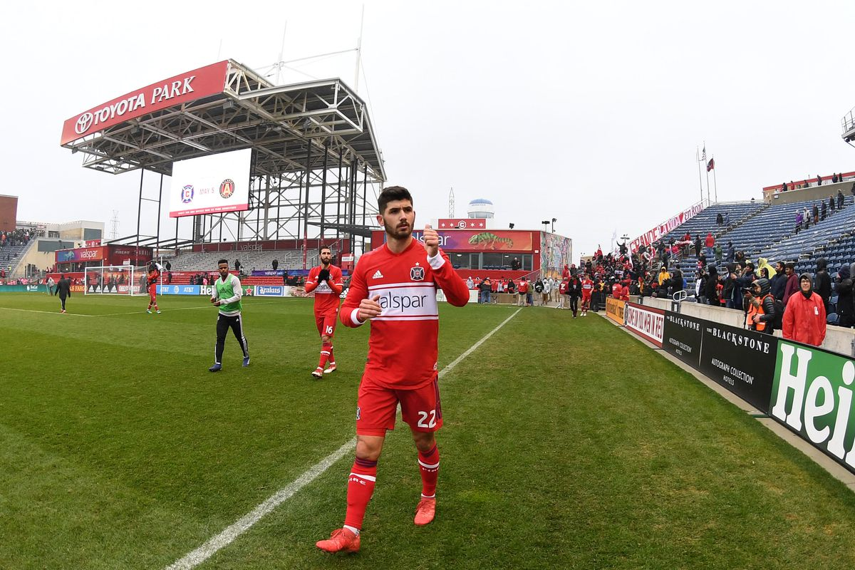 MLS: Los Angeles Galaxy at Chicago Fire
