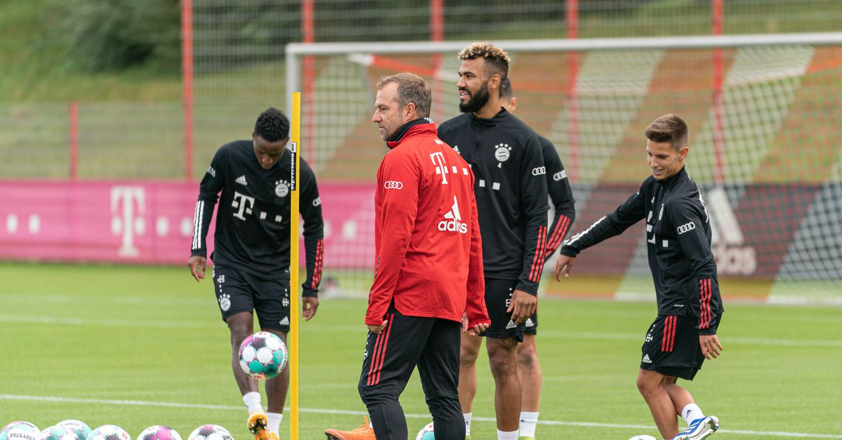 Hansi Flick explains why he started Eric Maxim Choupo-Moting on the wing against FC Köln - Bavarian Football Works