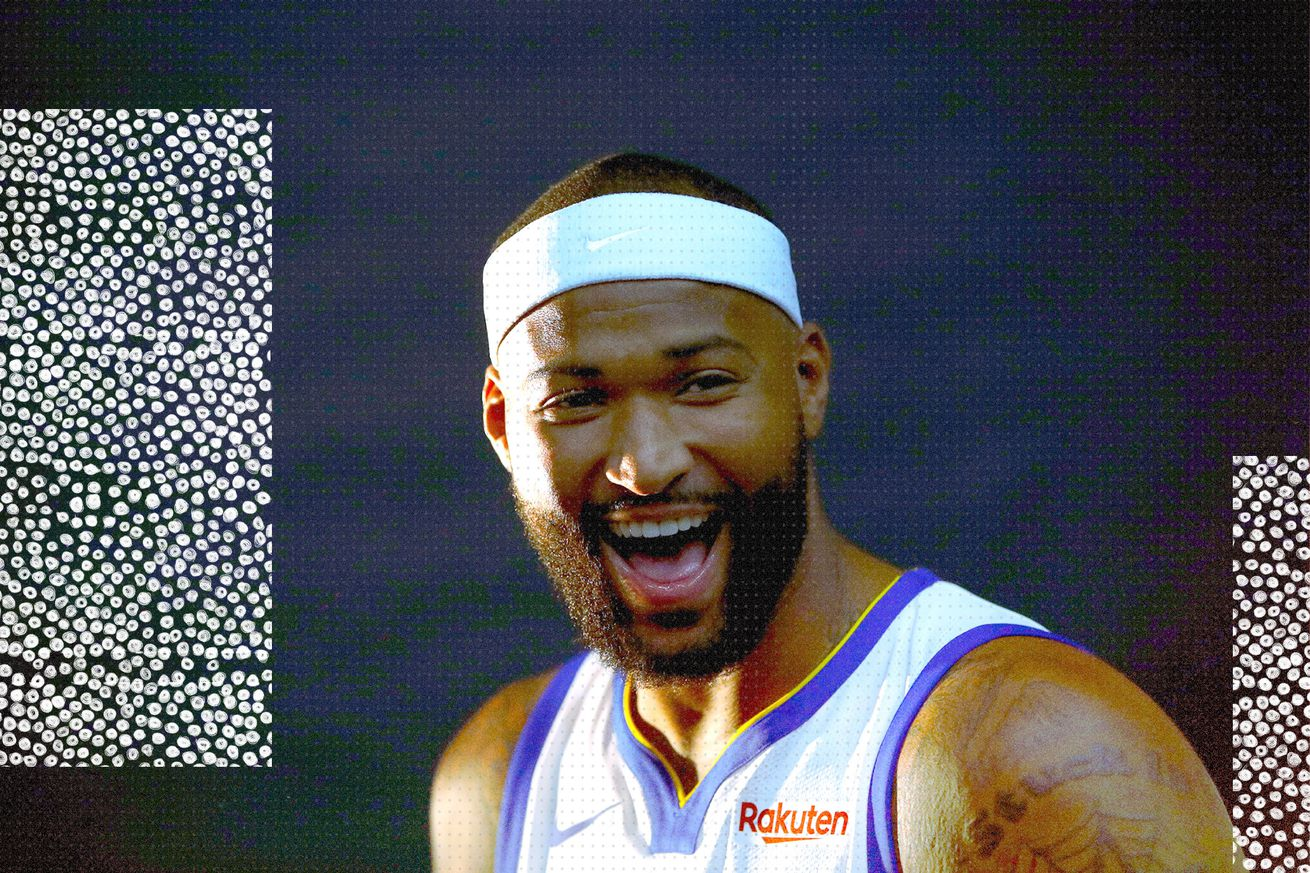 cousins.0 - DeMarcus Cousins' Warriors experiment will be bizarre and incredibly important