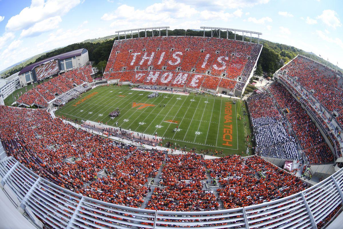 East Carolina v Virginia Tech