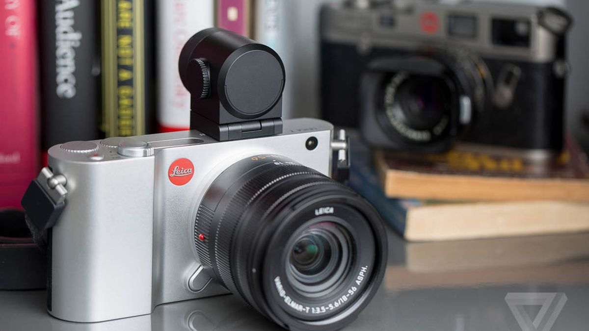 Leica T review: form minus function - The Verge