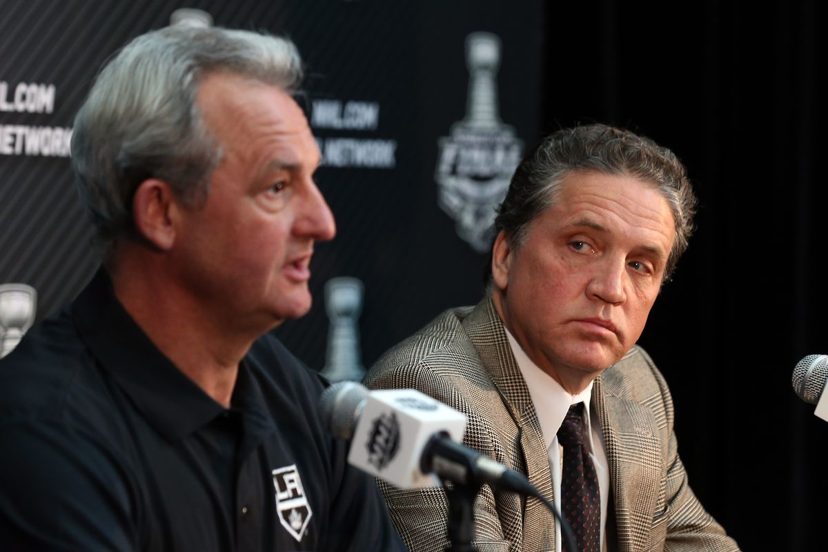 2014 NHL Stanley Cup Final - Media Day