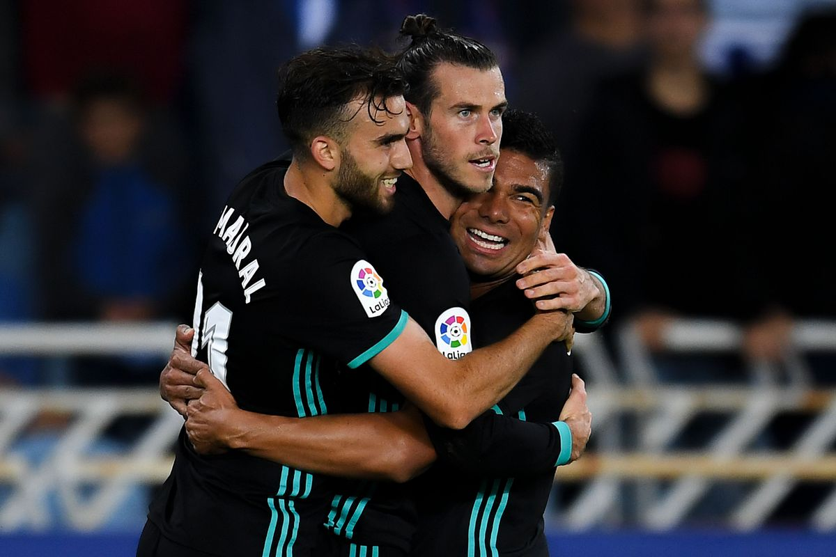 Three Things We Learned From Real Madrid S 1 3 Win Against Real