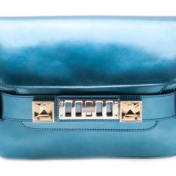 "Proenza Schouler PS11 shoulder bag, <a href=""http://www.farfetch.com/shopping/women/proenza-ps11-shoulder-bag-item-10636819.aspx?storeid=9272"">$1,625</a>"