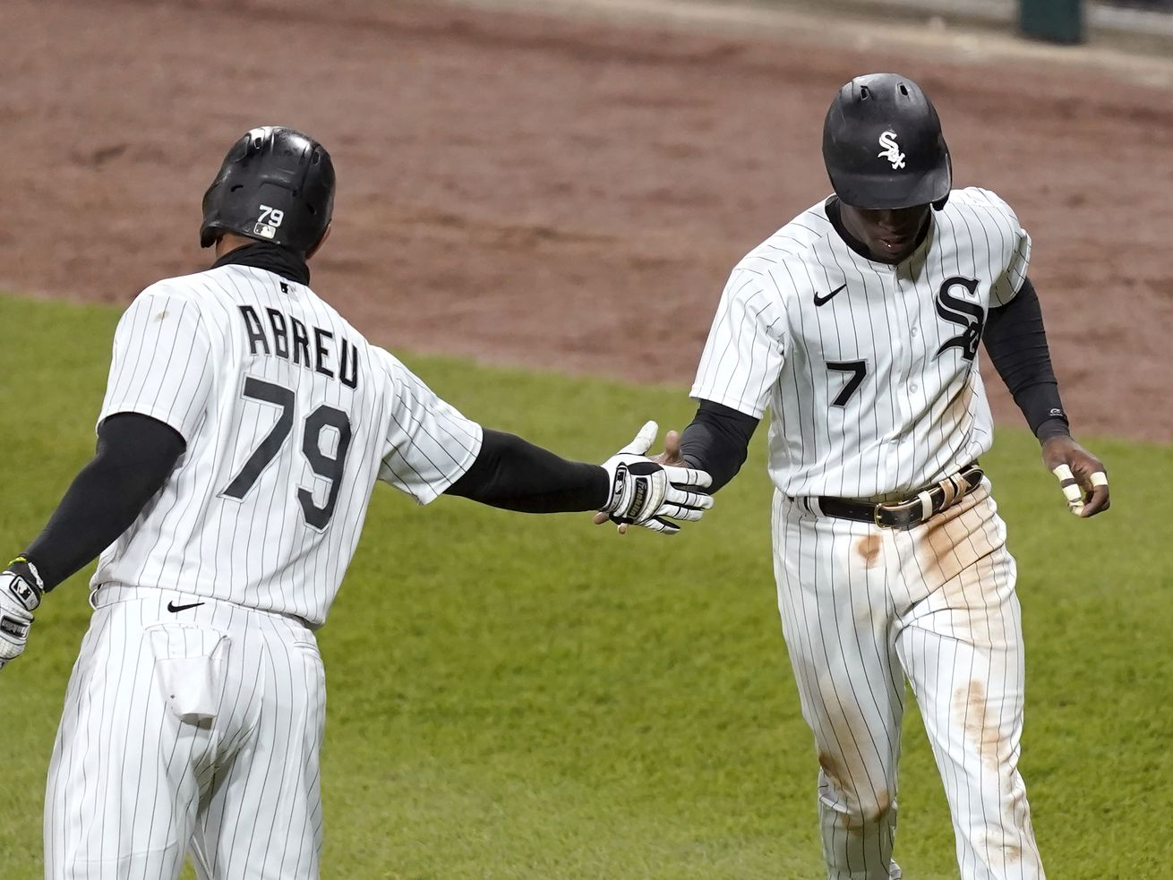Jose Abreu and Tim Anderson