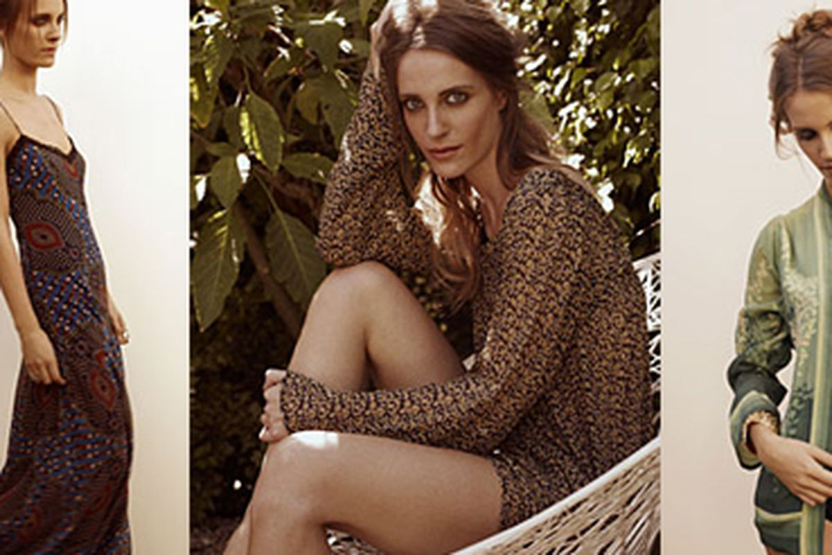 """Pieces from Nicole Richie's Winter Kate line, available in March. Hollow-eyed, hungry stares probably not included. Images via <a href=""""http://www.usatoday.com/life/lifestyle/fashion/2010-01-20-fashion20_ST_N.htm?csp=34&amp;utm_source=feedburner&amp"""