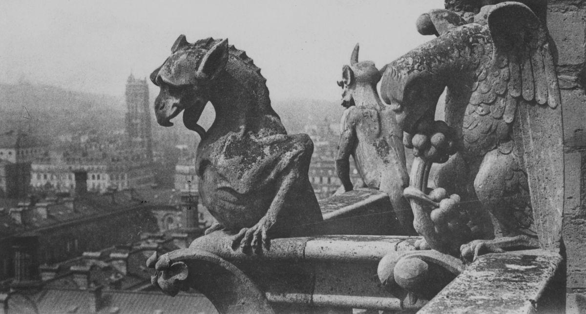 Gargoyle Trio