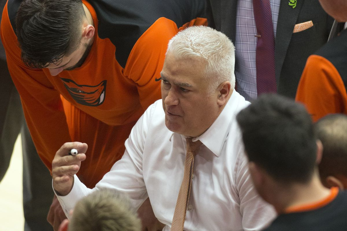 NCAA Basketball: Oregon State at Stanford