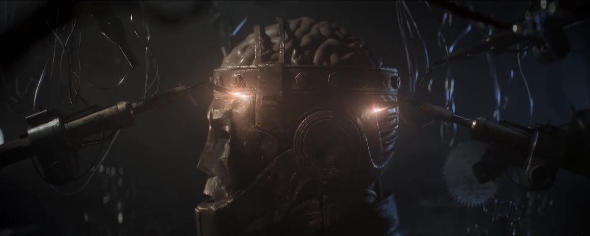 From the opening credits of Doom Patrol